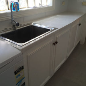 laundry tiling Warrnambool Total Tiling