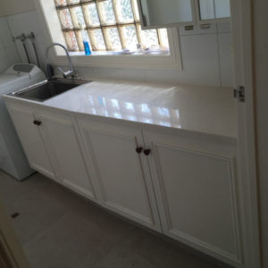 Warrnambool laundry tiling