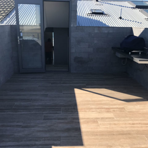 Warrnambool outdoor tiling